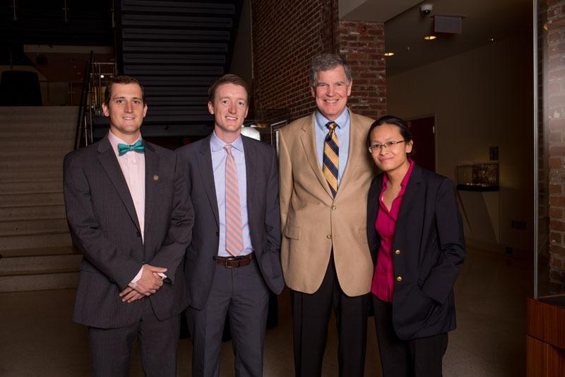 Oculoplatics Team: Drs. Clark, Compton, Nunery, & Fu