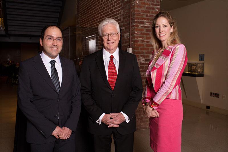 Drs. Hadayer, Kaplan, Adeniran