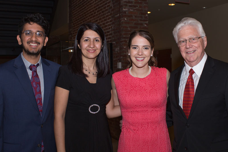 First Year Residents w/ Dr. Kaplan: Drs. Puri, Piri, Breaux, & Kaplan